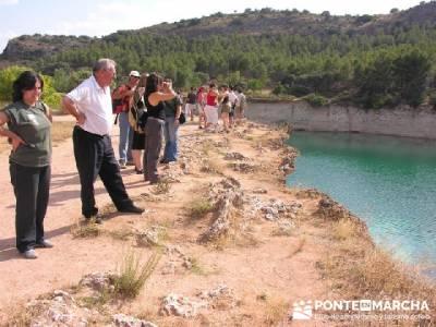 Lagunas de Ruidera; gente viajera; brujulas